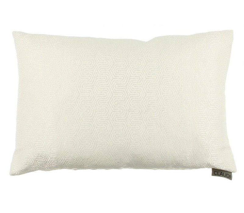 Cushion Lorenza in color White