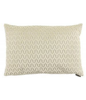 Claudi Cushion Jacopo in color Off White