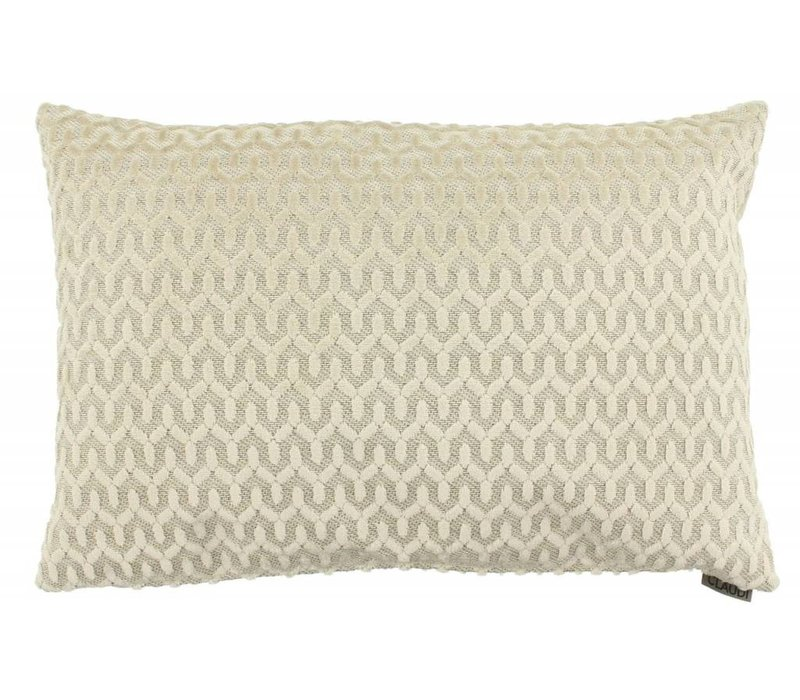 Cushion Jacopo in color Off White