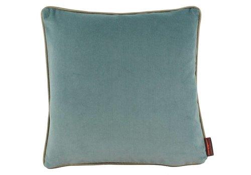 CLAUDI Design Kussen Saffi Iced Blue
