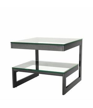 Eichholtz Side table 'Gamma' 65 x 65 x H55cm