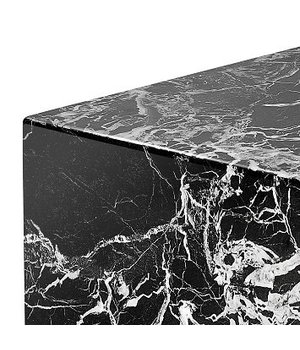 Eichholtz Marble Side Table 'Cube Link' 50 x 50 x 50cm