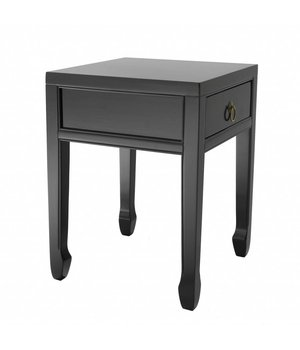 Eichholtz Side Table 'Chinese Low' 40x40xH53cm