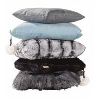 Cushion Alcantara 'Anthracite' - SALE