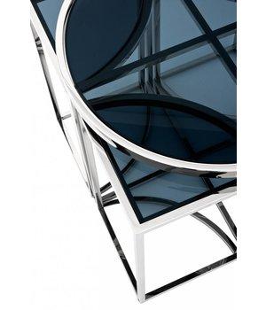 Eichholtz Designer-Beistelltisch 'Vicenza' ø 60 x H. 55 cm