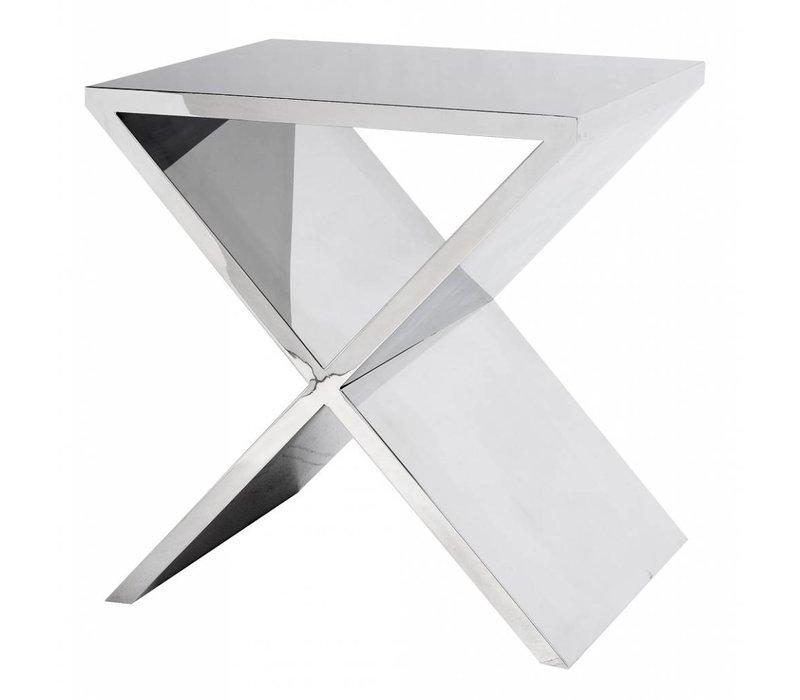 Design side table Metropole 46 x 56 x H 59 cm