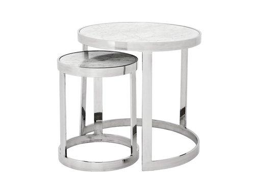 Eichholtz Design Side Table Fletcher S/2