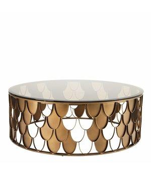 Eichholtz Design Coffee table 'l'Indiscret 110 x H 38 cm