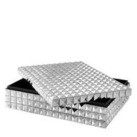 Luxus-Sammeldose 'Viviënne' L Größe: 42 x 32 x H. 11 cm