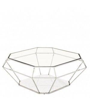 Eichholtz Design Coffee table 'Asscher 100 x 100 x H41cm