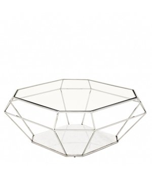 Eichholtz Design salontafel Asscher | 100 x 100 x H41cm
