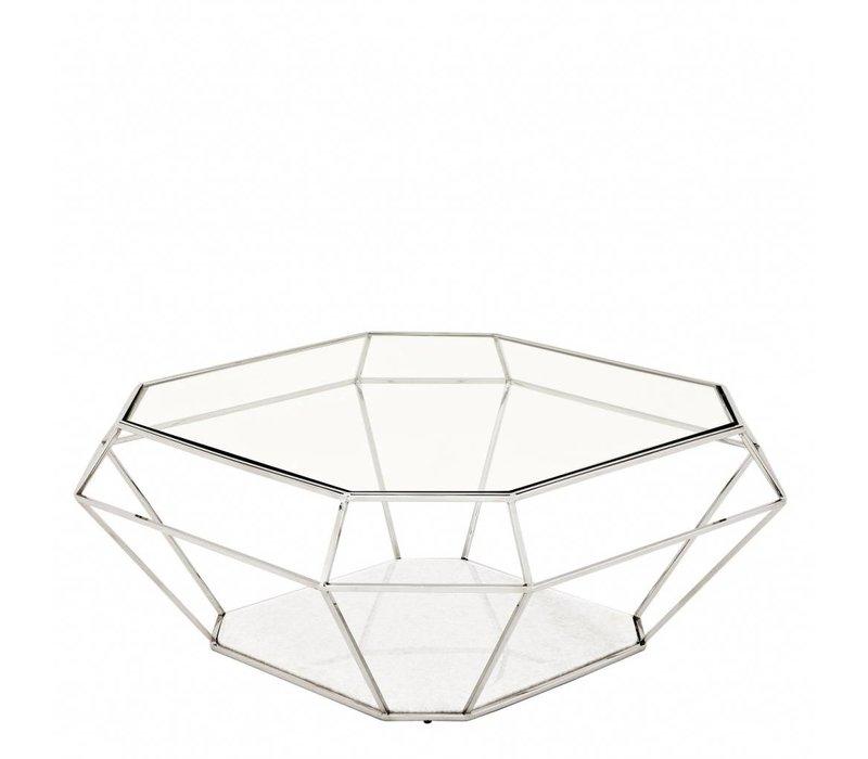 Designer-Salontisch Asscher | 100 x 100 x H41cm