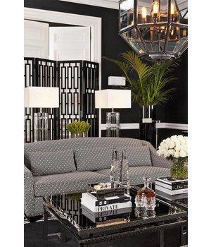 Eichholtz Designer-Salontisch Palmer   100 x 100 x 45cm