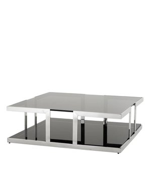 Eichholtz Design Coffee table 'Treasure' 100 x 100 x 32cm