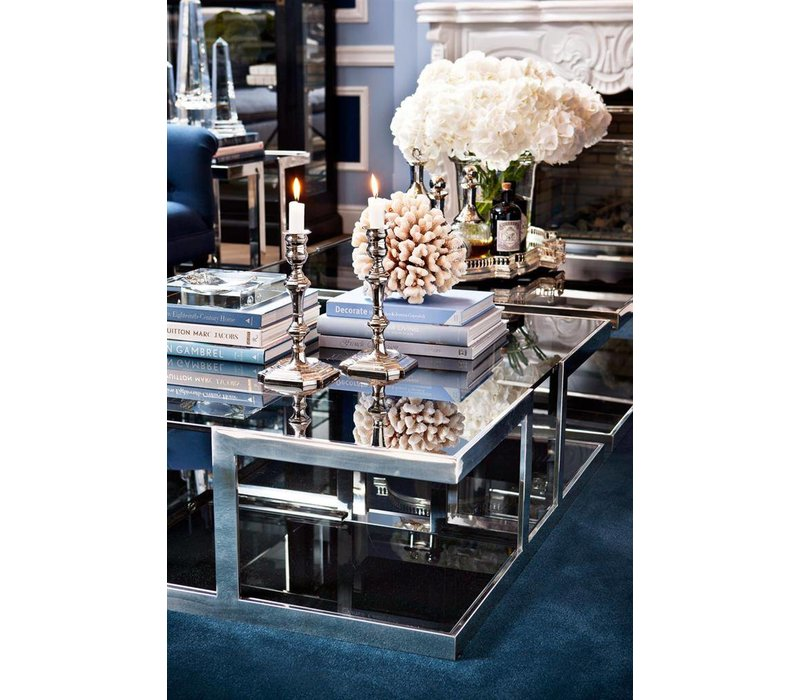 Design salontafel Treasure | 100 x 100 x H32cm