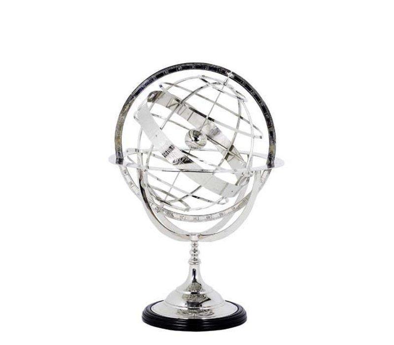 """Der Deko-Artikel """"Globe"""" in der Größe L ist 52 cm hoch."""
