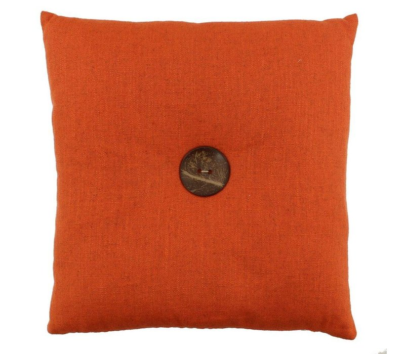 Cushion Albert Orange