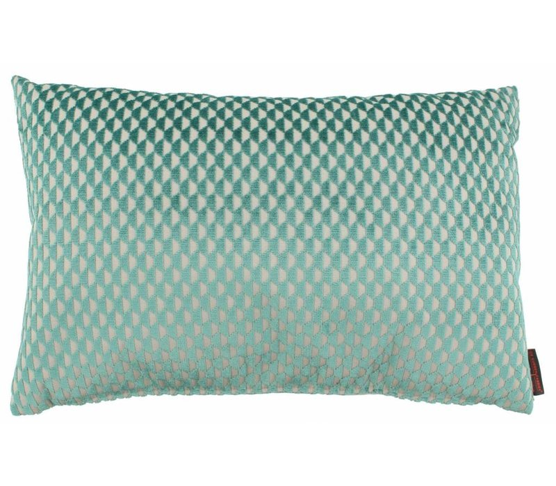Cushion Patricia color Turquoise