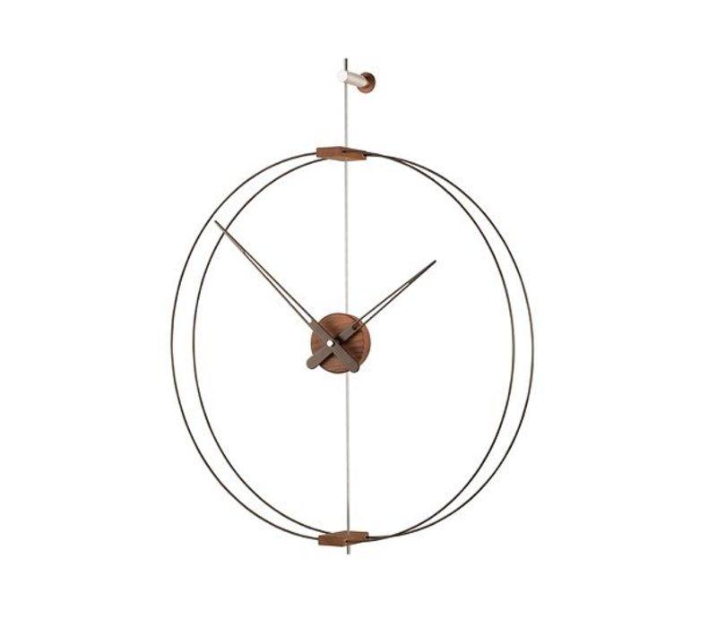 "Design Wanduhr ""Mini Barcelona"", Durchmesser 66 cm"