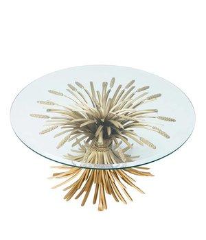 Eichholtz Designer-Wohnzimmertisch Bonheur mit einem Durchmesser von 90 cm.