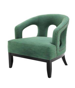 Eichholtz Sessel Adam in der Farbe Albin Green