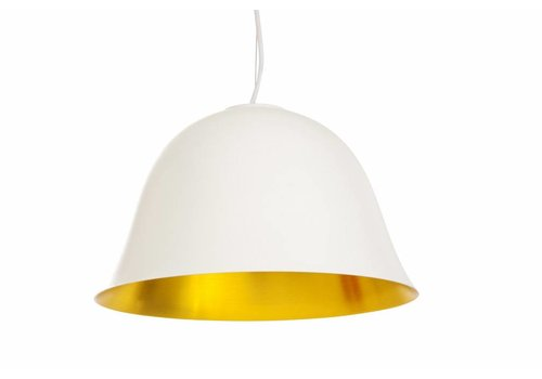 NORR11 Design hanglamp 'Cloche Two' White