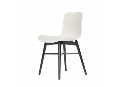 NORR11 Design stoel Langue Original Black / Off white
