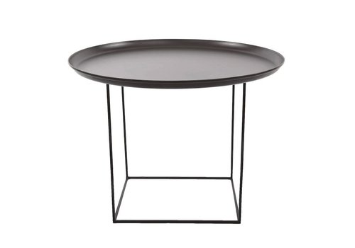 NORR11 Bijzettafel 'Duke Medium' - Earth Black