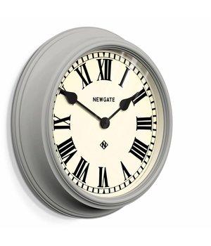 Newgate Wall clock 'The Theatre' color 'Grey'