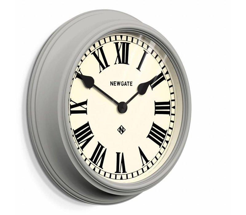 Wall clock 'The Theatre' color 'Grey'