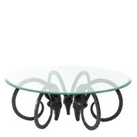 Designer Coffee table 'Ibex'