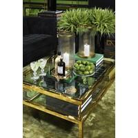 Glass Coffee table 'Harvey' 100 x 100 x H. 45 cm - Copy