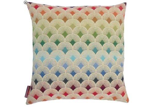 CLAUDI Design Cushion Candice Multicolor