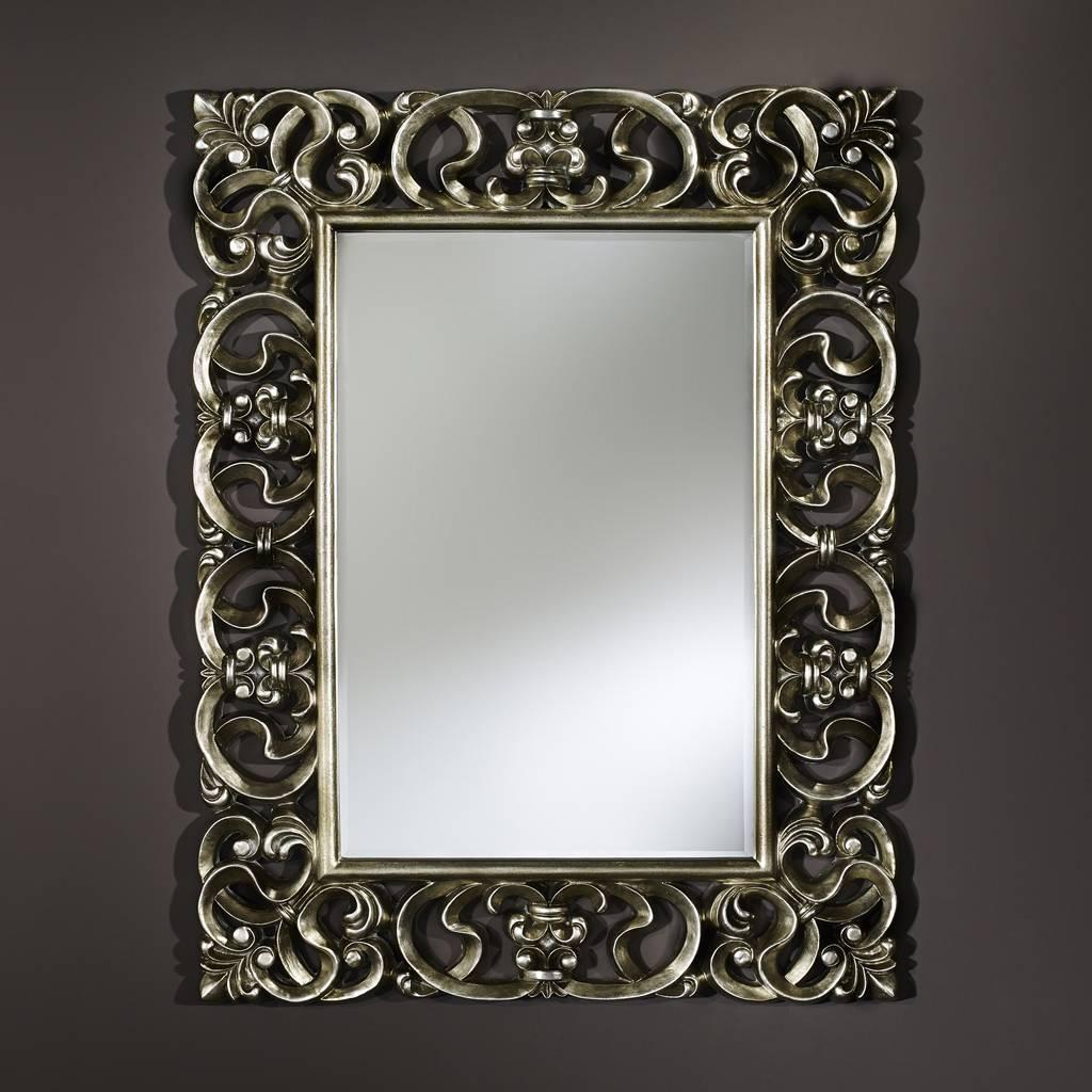 Klassische Spiegel spiegel mit rahmen mit stilvoller formgebung kaufen wilhelmina designs