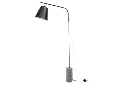 NORR11 Design vloerlamp 'Line One' Black
