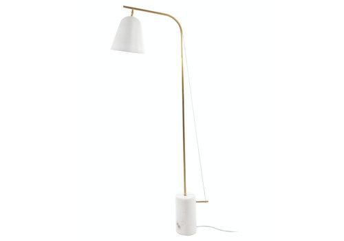 NORR11 Design vloerlamp 'Line One' White