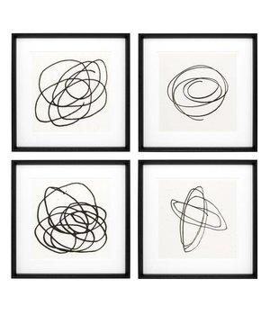 Eichholtz Prints Black & White collection II