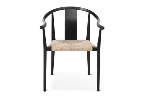 NORR11 Design stoel Shanghai - Natural/Black
