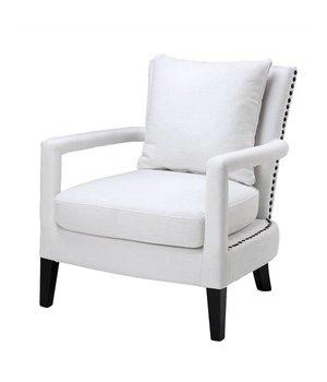 Eichholtz Fauteuil Gregory in de kleur White