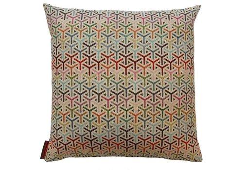 CLAUDI Design Kussen Dilara Multicolor