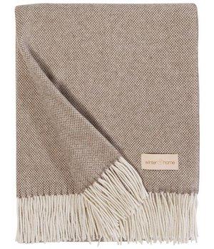 Winter-home Cashmere plaid 'Grace' 130cm x 180cm