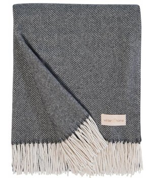 Winter-home Cashmere Plaid 'Grace' in 130 x 180cm