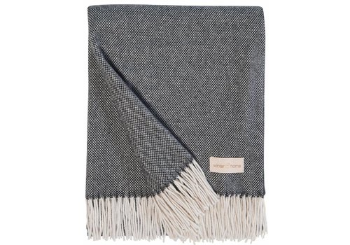 Winter-Home Cashmere plaid - Grace Anthracite