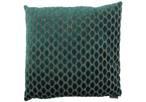 CLAUDI Chique Cushion Joyce Emerald