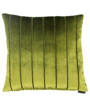 Claudi Cushion Bruno in color Olive