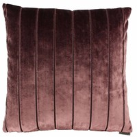 Cushion Bruno in color Ash Rose