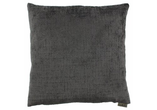 CLAUDI Chique Cushion Ponzio Anthracite