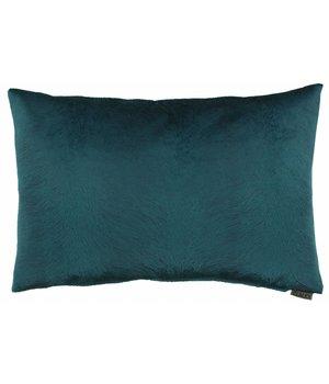 Claudi Cushion Perla color Petrol