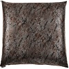 CLAUDI Chique Throw pillow Neta color Black
