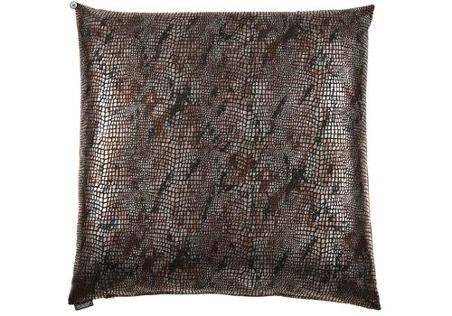 CLAUDI Chique Throw pillow Neta Black